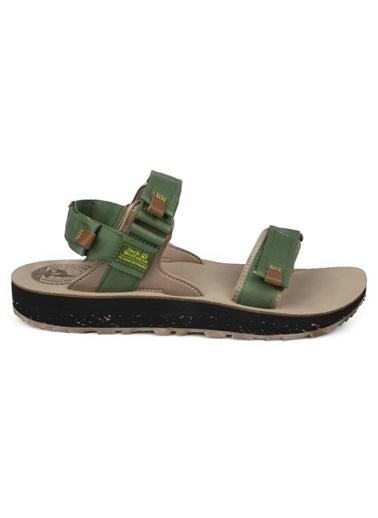 Jack Wolfskin Sandalet Yeşil